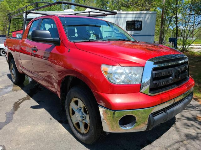 Salvage cars for sale from Copart Lyman, ME: 2011 Toyota Tundra DOU