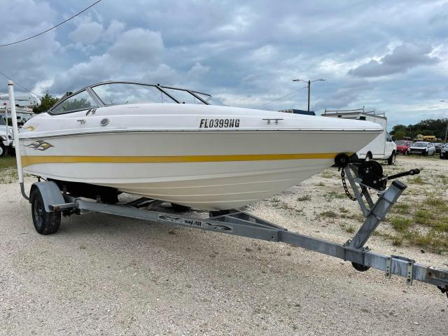 Boat salvage cars for sale: 2007 Boat W Trailer