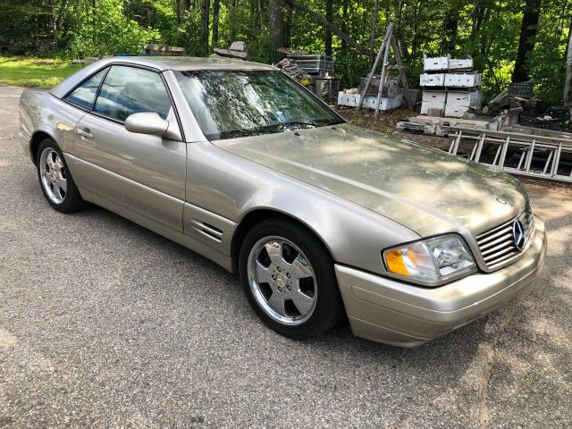 Used 1999 MERCEDES-BENZ S CLASS - Small image. Lot 52486171