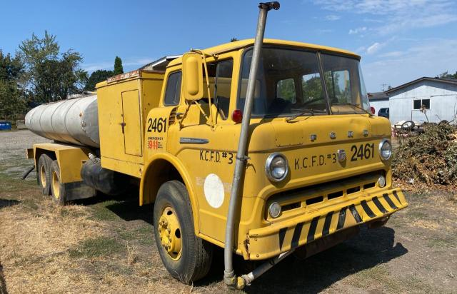 Salvage cars for sale from Copart Eugene, OR: 1972 Ford F800