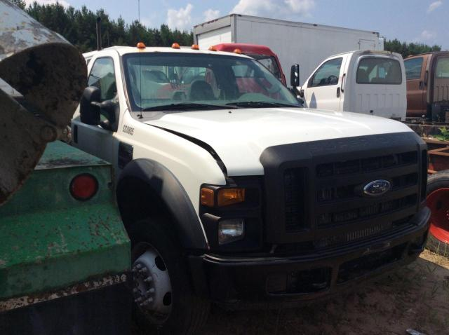 Salvage cars for sale from Copart Ontario Auction, ON: 2008 Ford F450 Super