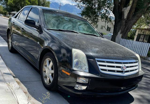 Cadillac STS salvage cars for sale: 2007 Cadillac STS