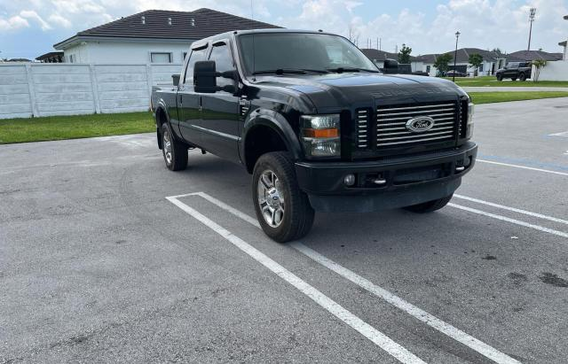 Salvage cars for sale from Copart Homestead, FL: 2008 Ford F350 SRW S
