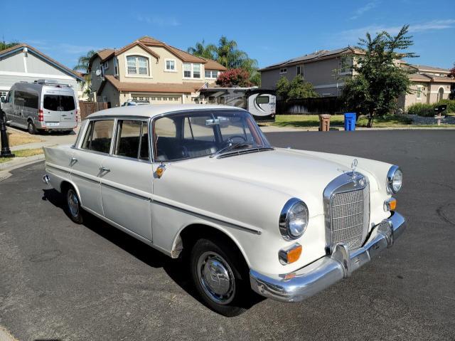 Vehiculos salvage en venta de Copart Martinez, CA: 1965 Mercedes-Benz 190