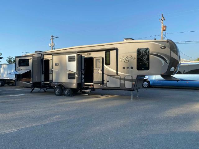 Heartland salvage cars for sale: 2014 Heartland Gateway