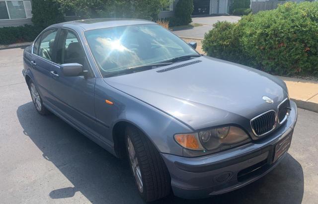 BMW Vehiculos salvage en venta: 2002 BMW 330 XI