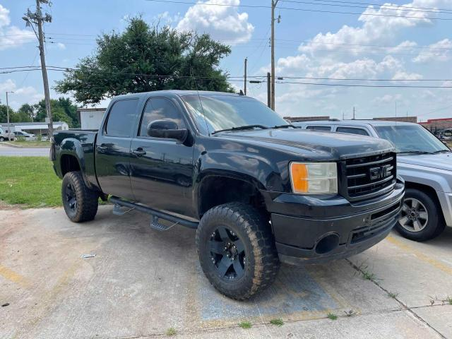 Salvage cars for sale from Copart Oklahoma City, OK: 2007 GMC New Sierra