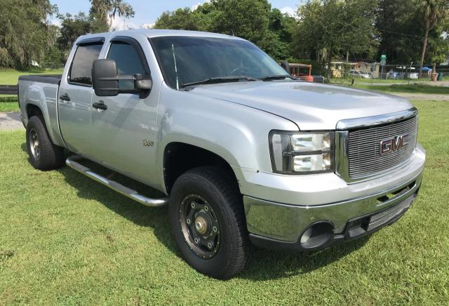 Salvage cars for sale from Copart Ocala, FL: 2010 GMC Sierra C15
