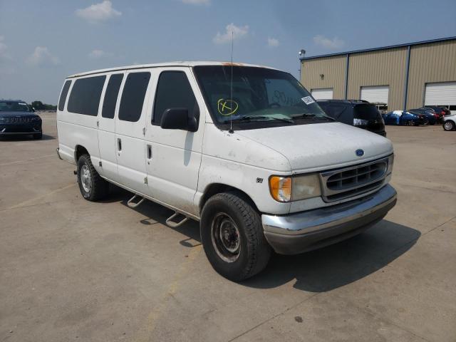 Vehiculos salvage en venta de Copart Wilmer, TX: 1999 Ford Econoline