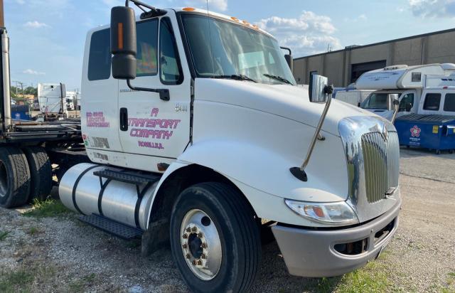 Vehiculos salvage en venta de Copart Elgin, IL: 2007 International 8000 8600