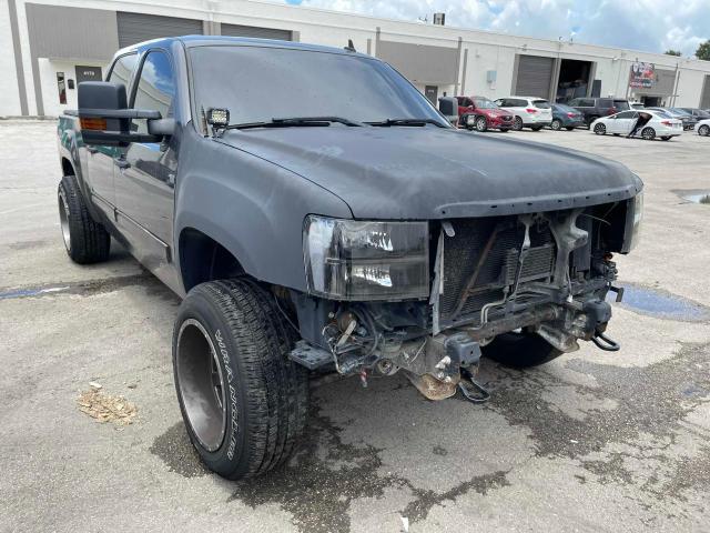 Vehiculos salvage en venta de Copart Homestead, FL: 2011 GMC Sierra K15