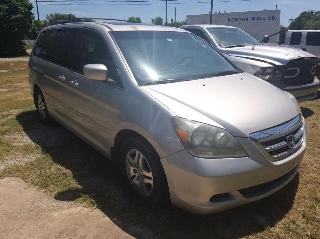 2007 Honda Odyssey EX en venta en Oklahoma City, OK