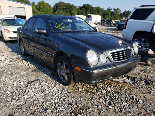 Salvage cars for sale from Copart Ellenwood, GA: 2001 Mercedes-Benz E 320