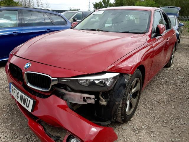 BMW 3 SERIES 2014. Lot# 54127891. VIN WBA3E12050F167417. Photo 1