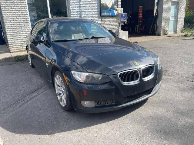 Salvage cars for sale from Copart Montreal Est, QC: 2009 BMW 335 XI