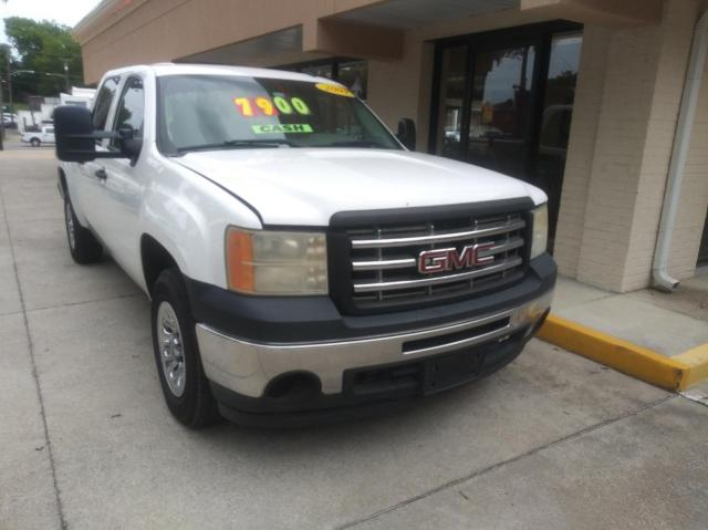 Salvage cars for sale from Copart Lebanon, TN: 2009 GMC Sierra C15