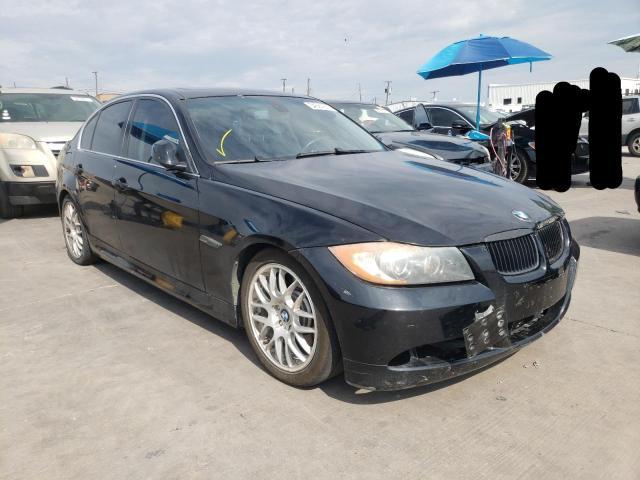 Vehiculos salvage en venta de Copart Grand Prairie, TX: 2007 BMW 335 I