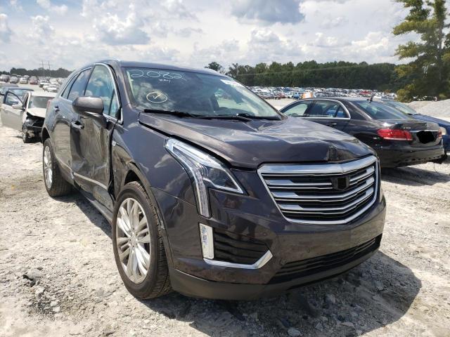 Cadillac Vehiculos salvage en venta: 2018 Cadillac XT5 Premium