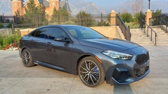Salvage cars for sale at Magna, UT auction: 2020 BMW M235XI