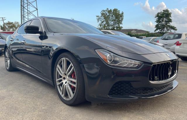 2014 Maserati Ghibli S en venta en Chicago Heights, IL
