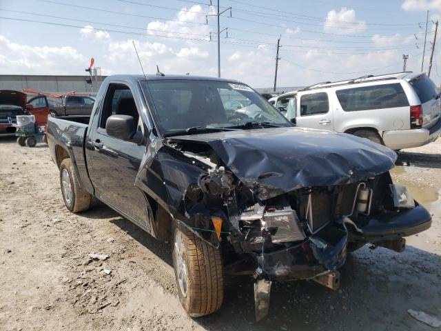 Salvage cars for sale from Copart Columbus, OH: 2011 Chevrolet Colorado L