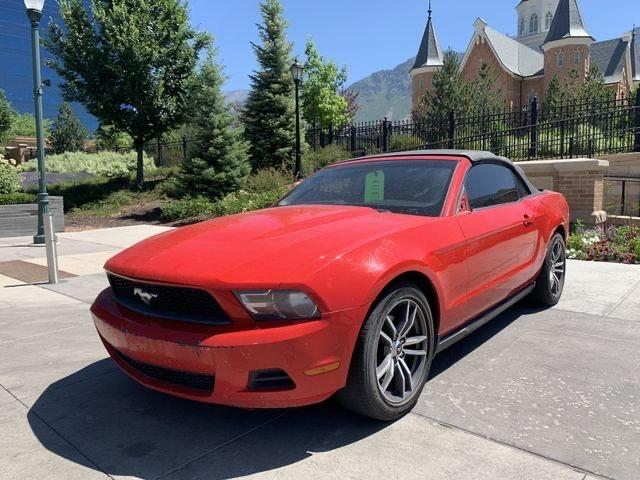 Salvage cars for sale at Magna, UT auction: 2012 Ford Mustang