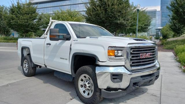 Salvage cars for sale at Magna, UT auction: 2018 GMC Sierra K35
