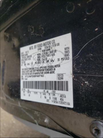 2011 FORD RANGER SUP 1FTLR4FE6BPA97163