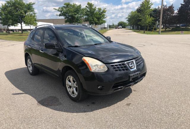 Nissan Vehiculos salvage en venta: 2010 Nissan Rogue S