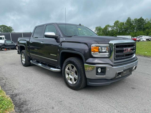 Salvage cars for sale from Copart Madisonville, TN: 2014 GMC Sierra K15