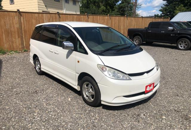 Salvage cars for sale at London, ON auction: 2002 Toyota Sienna