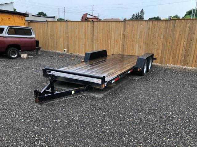 Salvage cars for sale from Copart Ontario Auction, ON: 2018 Trail King Trailer