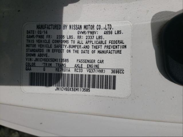 JN1CV6EK5EM113585