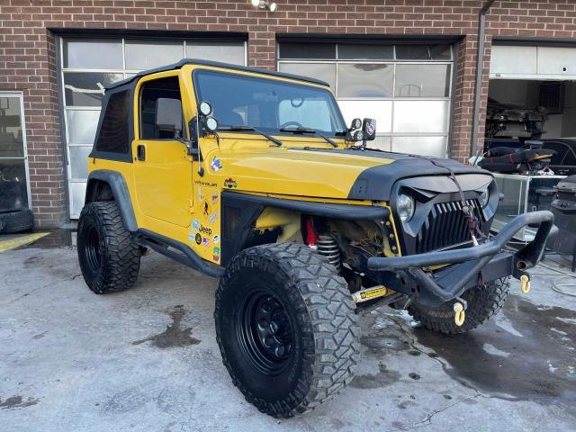 Vehiculos salvage en venta de Copart Colorado Springs, CO: 2000 Jeep Wrangler