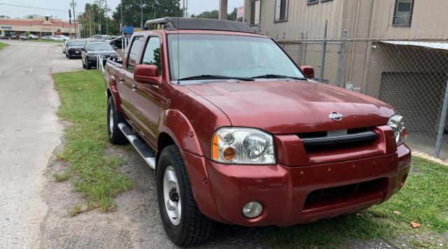 Vehiculos salvage en venta de Copart Jacksonville, FL: 2001 Nissan Frontier C