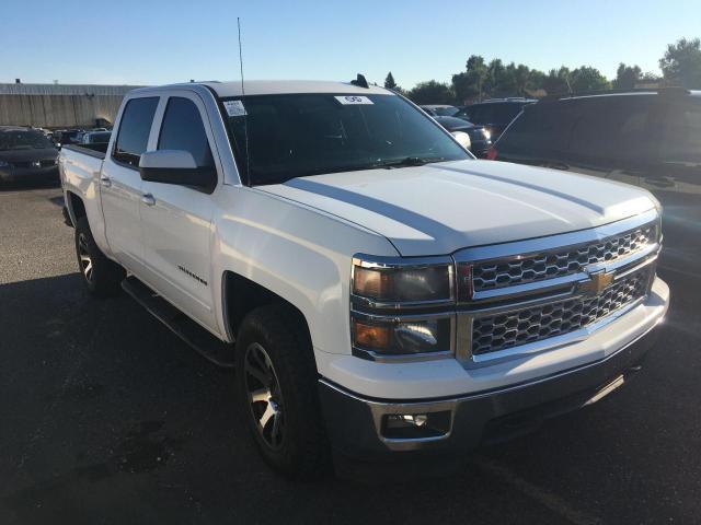 Vehiculos salvage en venta de Copart Oklahoma City, OK: 2015 Chevrolet Silverado