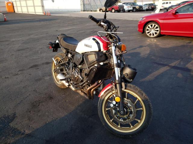 Yamaha Vehiculos salvage en venta: 2021 Yamaha XSR700