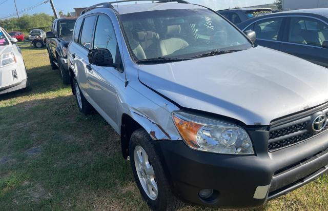 Vehiculos salvage en venta de Copart Mercedes, TX: 2007 Toyota Rav4