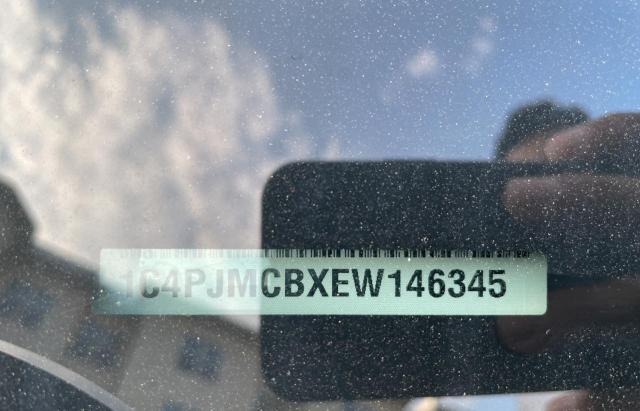 2014 JEEP CHEROKEE L 1C4PJMCBXEW146345