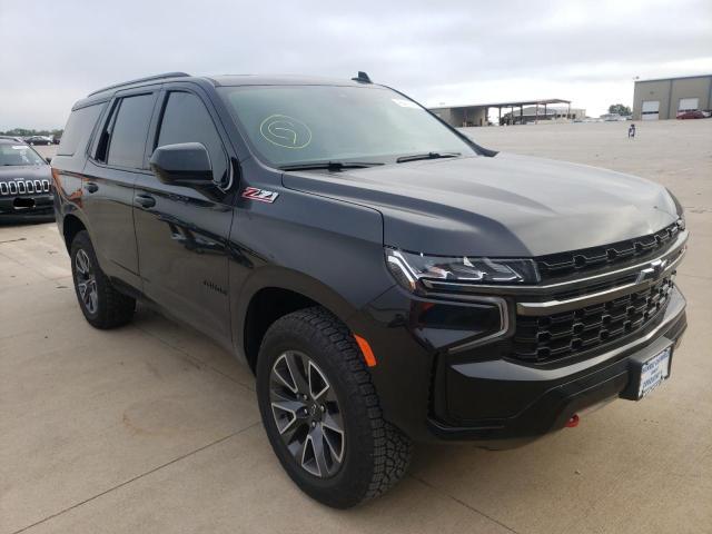 Vehiculos salvage en venta de Copart Wilmer, TX: 2021 Chevrolet Tahoe K150