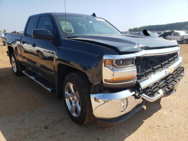 Salvage trucks for sale at Longview, TX auction: 2017 Chevrolet Silverado
