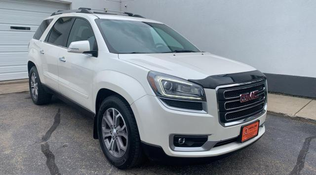 Salvage cars for sale from Copart Wheeling, IL: 2013 GMC Acadia SLT