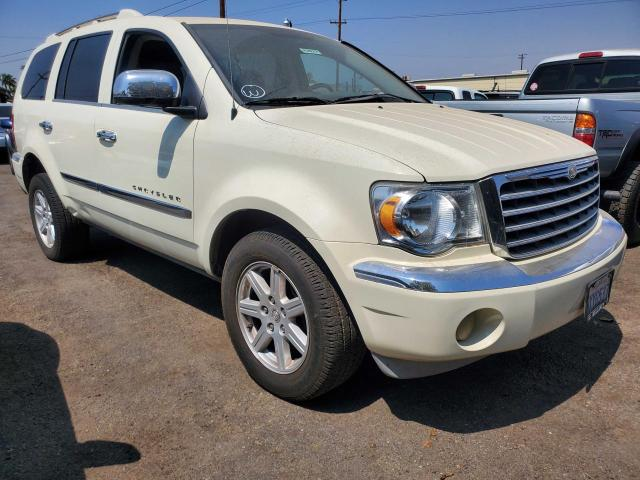 Salvage cars for sale from Copart Bakersfield, CA: 2007 Chrysler Aspen Limited