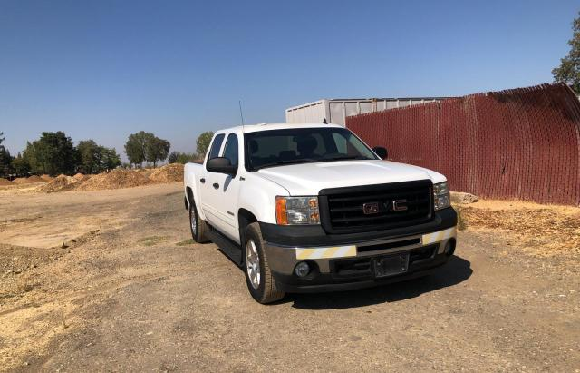 Salvage trucks for sale at Sacramento, CA auction: 2012 GMC Sierra C15