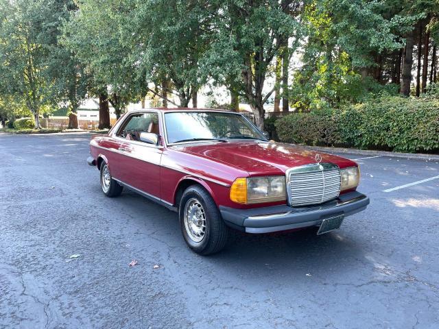 Vehiculos salvage en venta de Copart Portland, OR: 1978 Mercedes-Benz 300 CD 2D