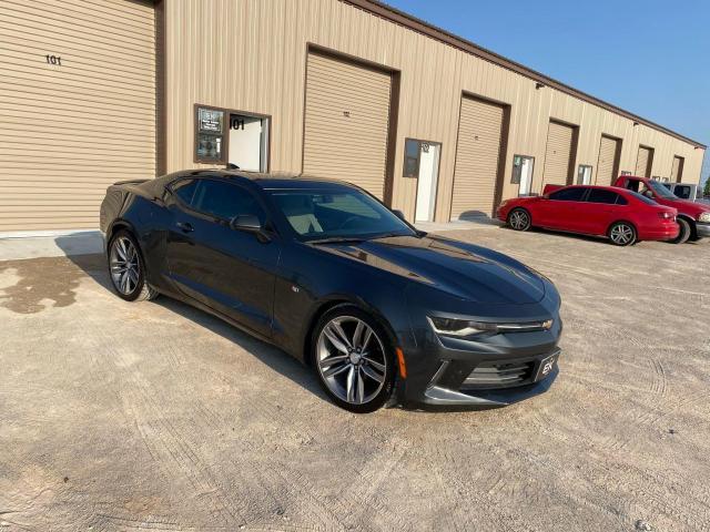 2016 Chevrolet Camaro LT en venta en Anthony, TX