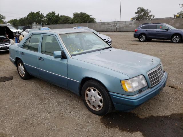 Mercedes-Benz E-Class salvage cars for sale: 1994 Mercedes-Benz E-Class