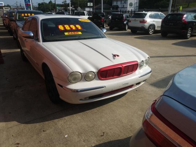 Jaguar salvage cars for sale: 2004 Jaguar Vandenplas