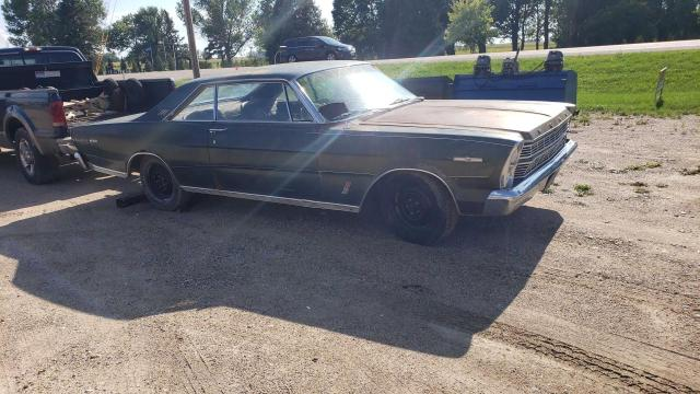 Ford Galaxie salvage cars for sale: 1966 Ford Galaxie