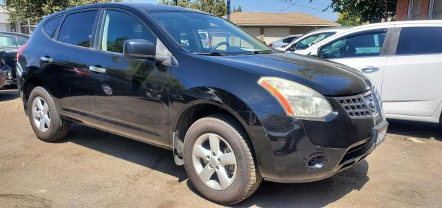 Nissan salvage cars for sale: 2010 Nissan Rogue S